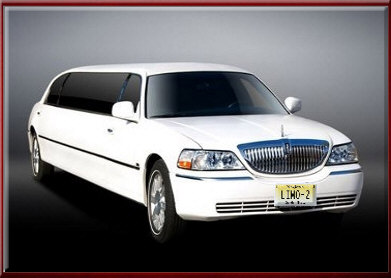 lincoln town car stretch nj limo NJ WEDDING LIMOS