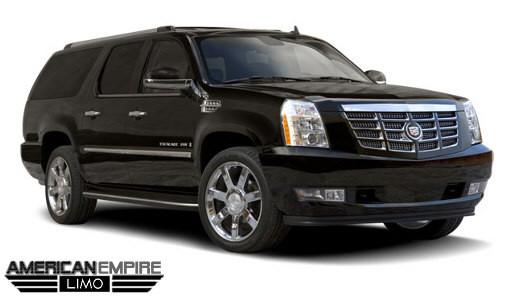 Cadillac Escalade SUV Limo