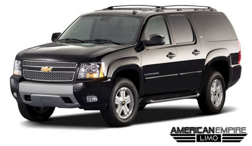 Chevrolet Suburban SUV Limo