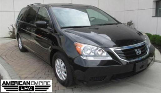 Honda Minivan Odyssey