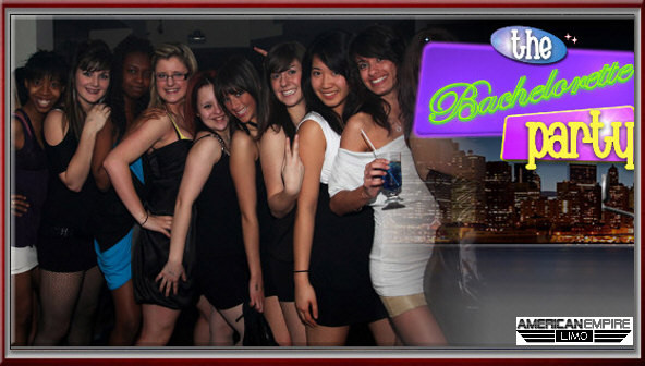 bachelorette party limousine rental NJ LIMOS BACHELORETTE PARTY