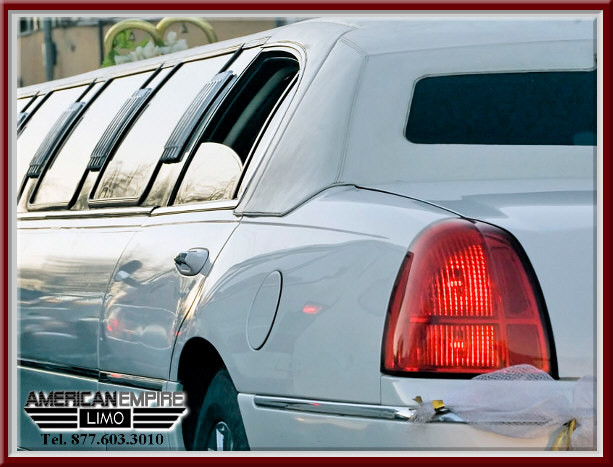 New Jersey Wedding Limo Rental Service