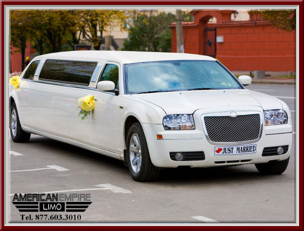 NJ Wedding Limos